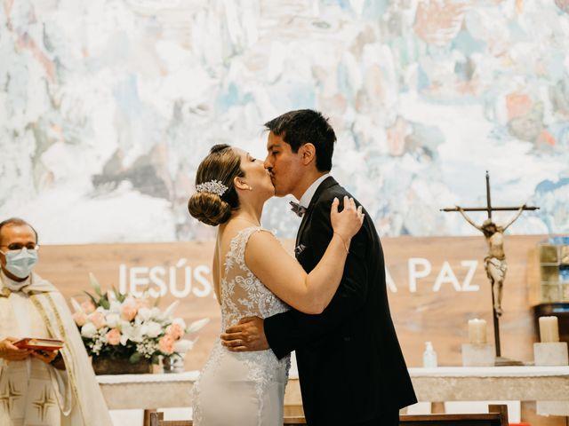 El matrimonio de Patricio y Leslie en La Reina, Santiago 39