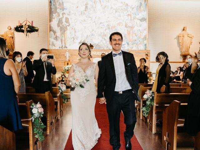 El matrimonio de Patricio y Leslie en La Reina, Santiago 40