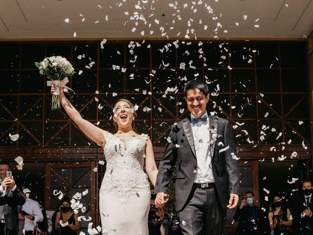 El matrimonio de Patricio y Leslie en La Reina, Santiago 43