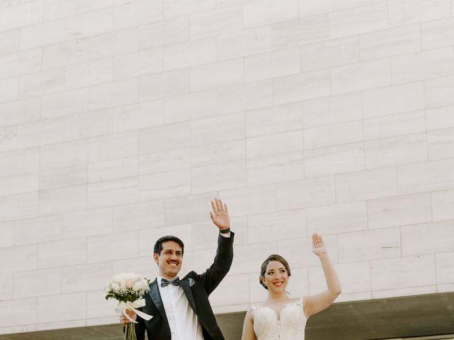 El matrimonio de Patricio y Leslie en La Reina, Santiago 56