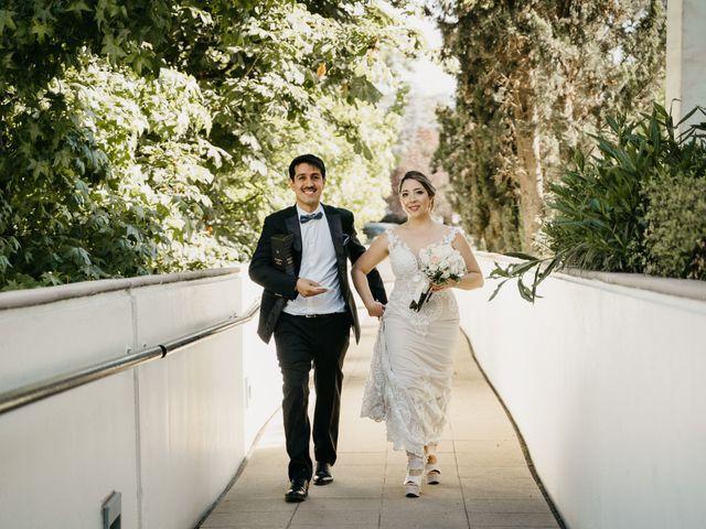 El matrimonio de Patricio y Leslie en La Reina, Santiago 60