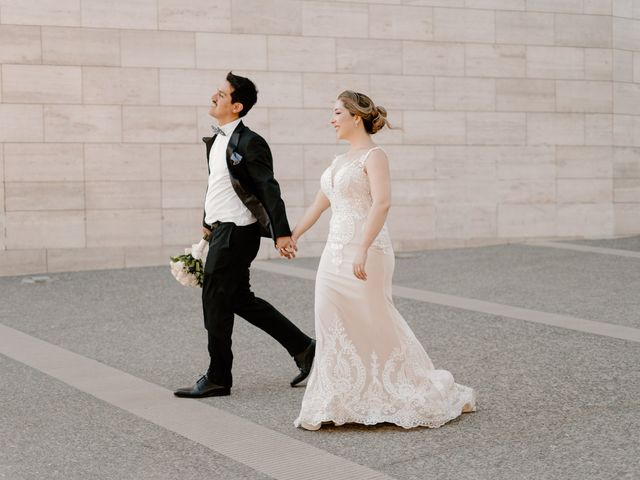 El matrimonio de Patricio y Leslie en La Reina, Santiago 63