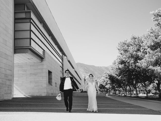 El matrimonio de Patricio y Leslie en La Reina, Santiago 68