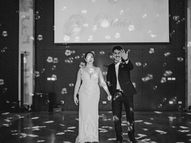 El matrimonio de Patricio y Leslie en La Reina, Santiago 89