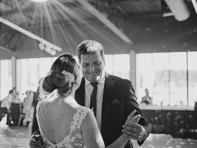 El matrimonio de Patricio y Leslie en La Reina, Santiago 92