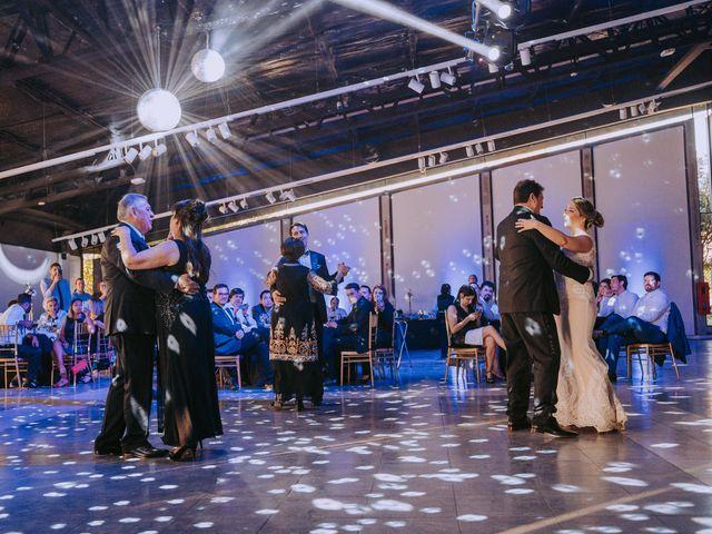 El matrimonio de Patricio y Leslie en La Reina, Santiago 85
