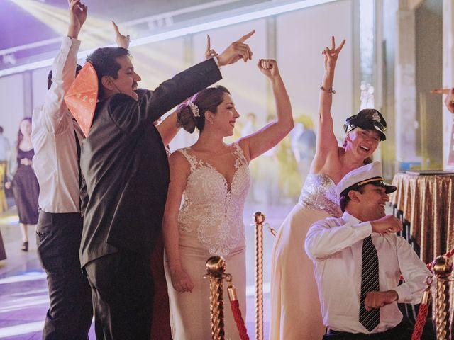 El matrimonio de Patricio y Leslie en La Reina, Santiago 115