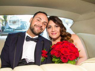 El matrimonio de Emilyn y José Luis