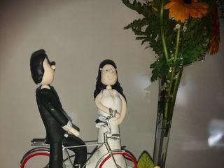 El matrimonio de María Jesús  y Sebastián  3