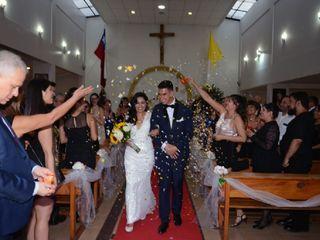 El matrimonio de María Jesús  y Sebastián