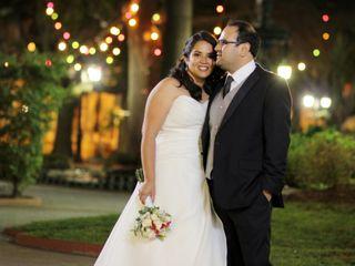 El matrimonio de Vero y Feli