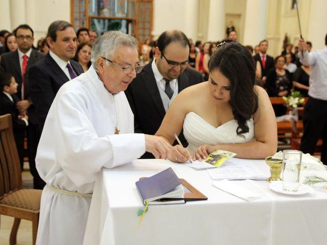 El matrimonio de Feli y Vero en Curicó, Curicó 5