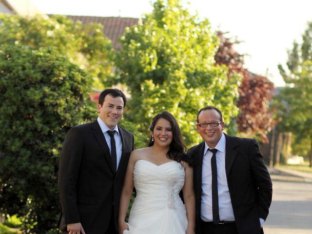 El matrimonio de Feli y Vero en Curicó, Curicó 42