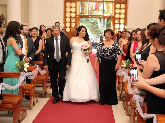 El matrimonio de Feli y Vero en Curicó, Curicó 43
