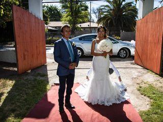 El matrimonio de Paulina y Jonathan 1