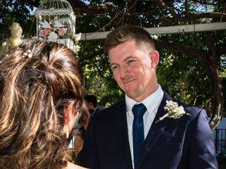 El matrimonio de Paulina y Jonathan 2