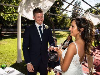 El matrimonio de Paulina y Jonathan 3