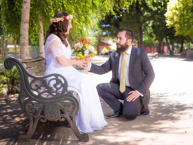 El matrimonio de Katherine y Ignacio