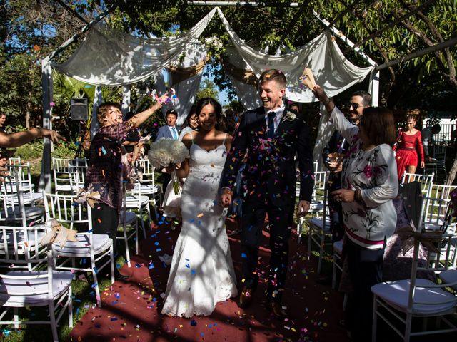 El matrimonio de Jonathan y Paulina en Santiago, Santiago 5