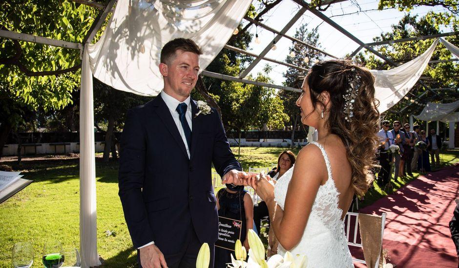 El matrimonio de Jonathan y Paulina en Santiago, Santiago