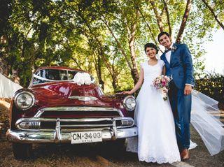 El matrimonio de María José y Diego Felipe