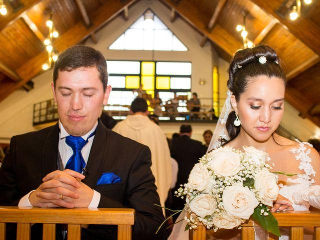 El matrimonio de Fernanda y Juan Pablo