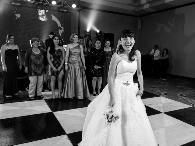 El matrimonio de Luis y Claudia en Santiago, Santiago 5