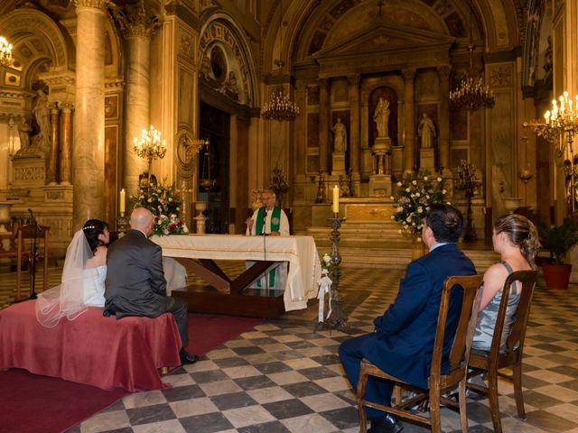 El matrimonio de Luis y Claudia en Santiago, Santiago 24