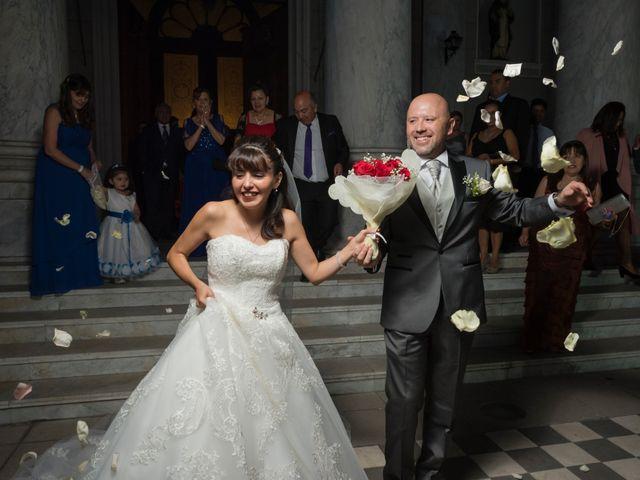 El matrimonio de Luis y Claudia en Santiago, Santiago 32