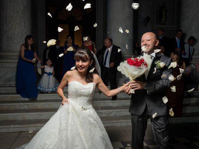 El matrimonio de Luis y Claudia en Santiago, Santiago 33