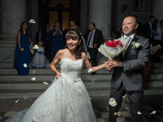 El matrimonio de Luis y Claudia en Santiago, Santiago 34