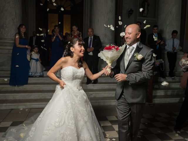 El matrimonio de Luis y Claudia en Santiago, Santiago 35