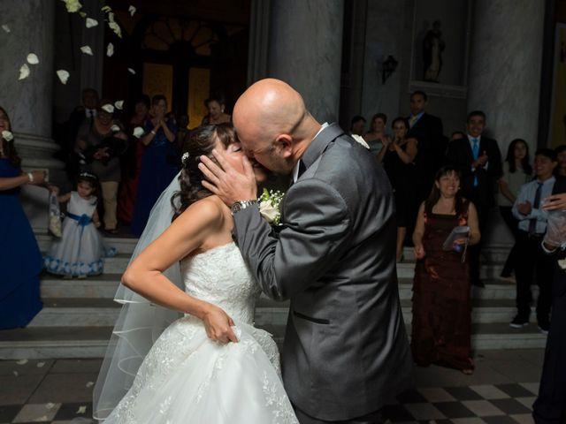 El matrimonio de Luis y Claudia en Santiago, Santiago 38
