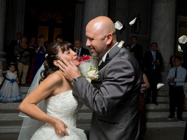 El matrimonio de Luis y Claudia en Santiago, Santiago 39