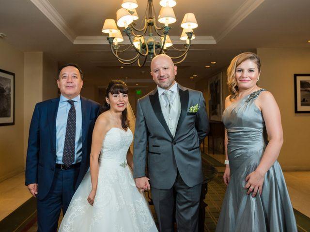 El matrimonio de Luis y Claudia en Santiago, Santiago 49