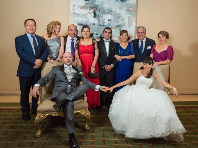El matrimonio de Luis y Claudia en Santiago, Santiago 55