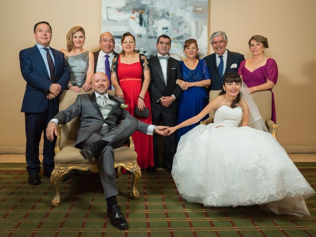 El matrimonio de Luis y Claudia en Santiago, Santiago 56