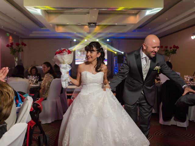 El matrimonio de Luis y Claudia en Santiago, Santiago 58