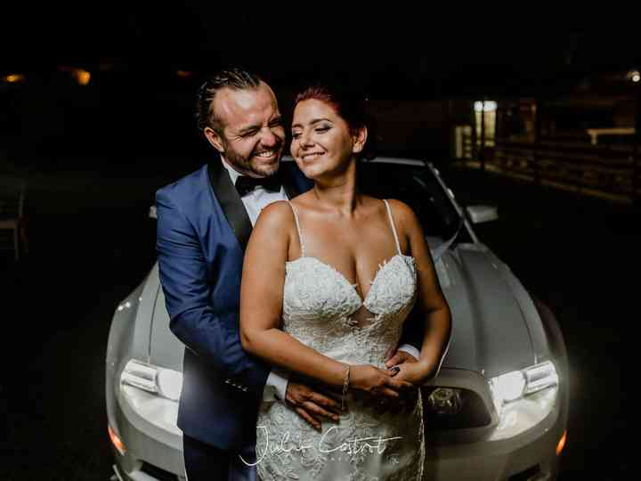 El matrimonio de Tamara y Ricardo