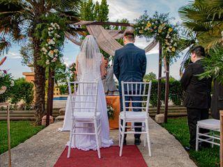 El matrimonio de Fernanda y Juan  1