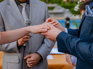 El matrimonio de Fernanda y Juan  3