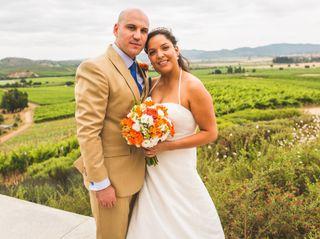 El matrimonio de Sara y Javier