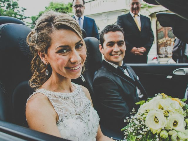 El matrimonio de Jessica y Jorge