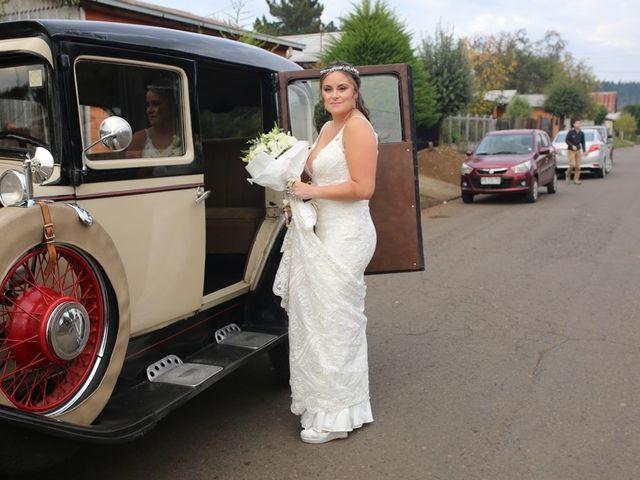 El matrimonio de Cristian  y Lorena  en Victoria, Malleco 2