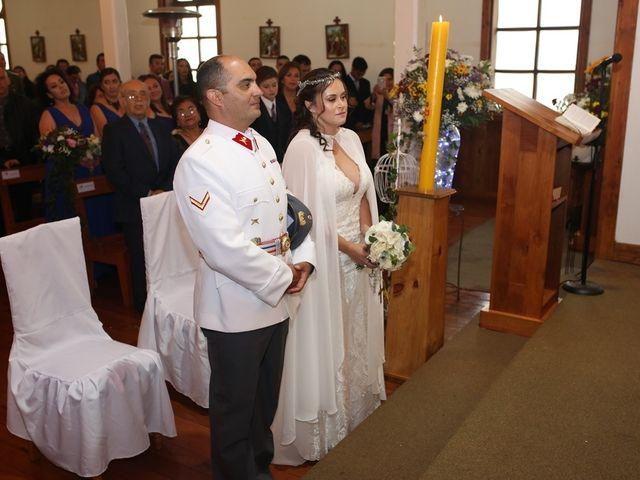 El matrimonio de Cristian  y Lorena  en Victoria, Malleco 4