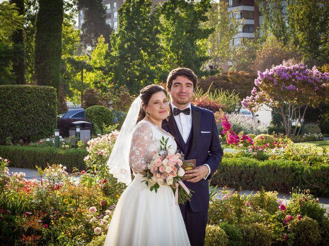 El matrimonio de Andrea y Leonardo