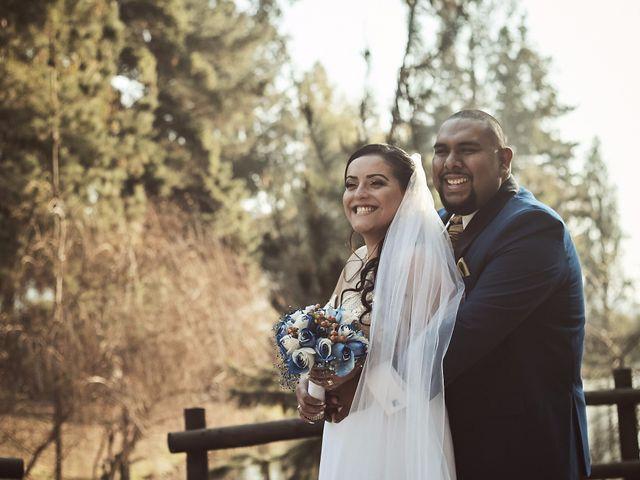 El matrimonio de Lidia y Pablo
