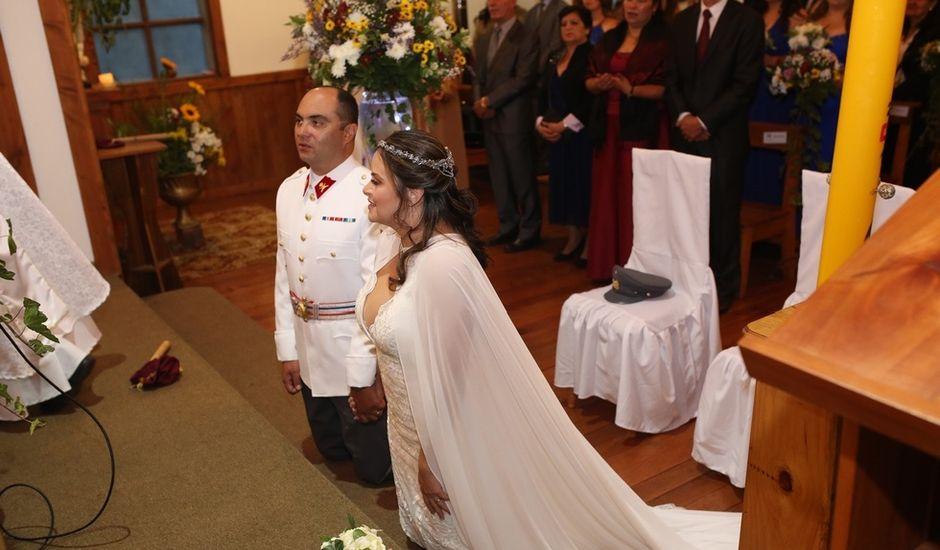 El matrimonio de Cristian  y Lorena  en Victoria, Malleco