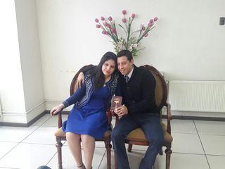 El matrimonio de Karla  y Juan Pablo 1