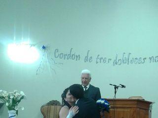 El matrimonio de Karla  y Juan Pablo 2